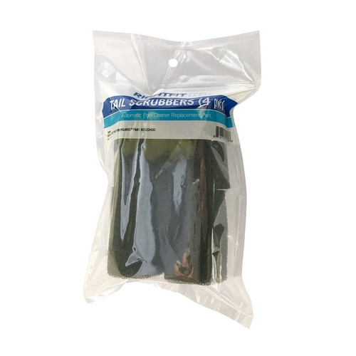 Right Fit - Replacement Sweep Hose Tail Scrubber for Polaris Pool Cleaners, 4-Pack