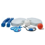 Swimways - 3-in-1 Basketball and Volleyball Game - 383 - 76118