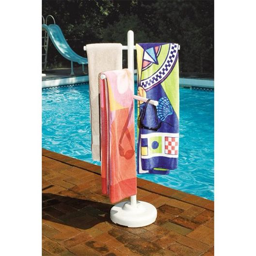 Swimline  Towel Rack