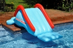 SuperSlide Inflatable Water Slide