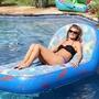 Margaritaville Oversized Single Floating Lounger