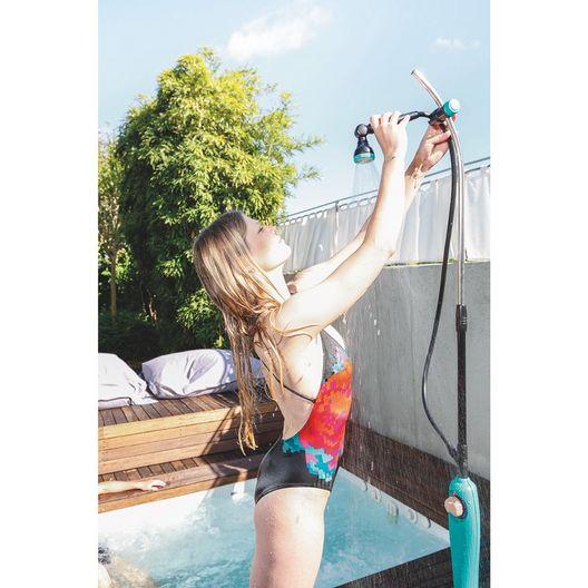Sunny Solar Shower Premium Blue