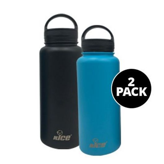 nICE  32 oz Wide Mouth Tumbler 2-Pack