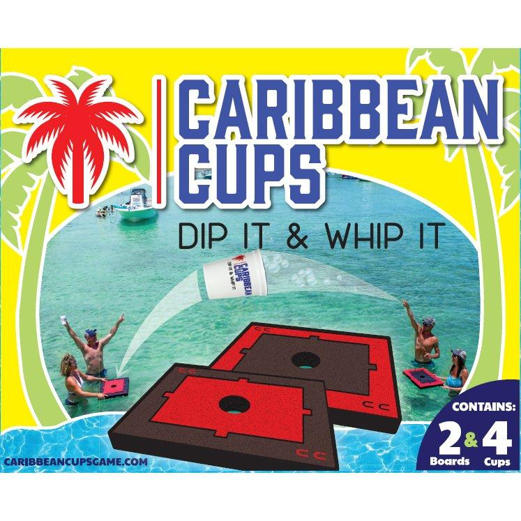 Caribbean Cups Game Set
