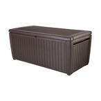 Sumatra Brown 135 Gallon Deck Box