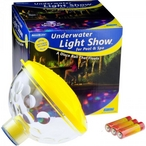 Game - Floating Underwater Light Show for Spas and Pools - 78215
