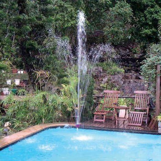 Aqua Ez  In-Line Pool Fountain
