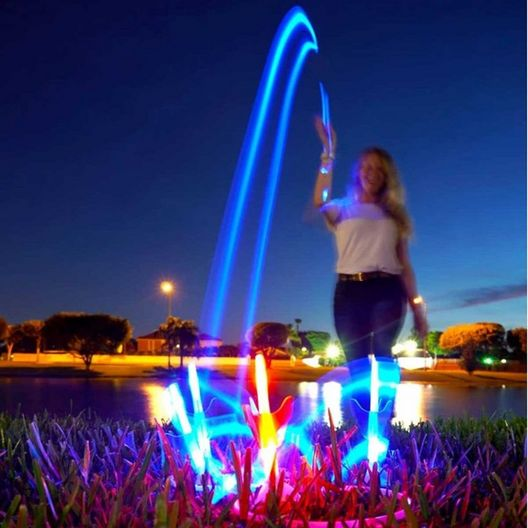 Pool Candy - YardCandy LED Lawn Darts