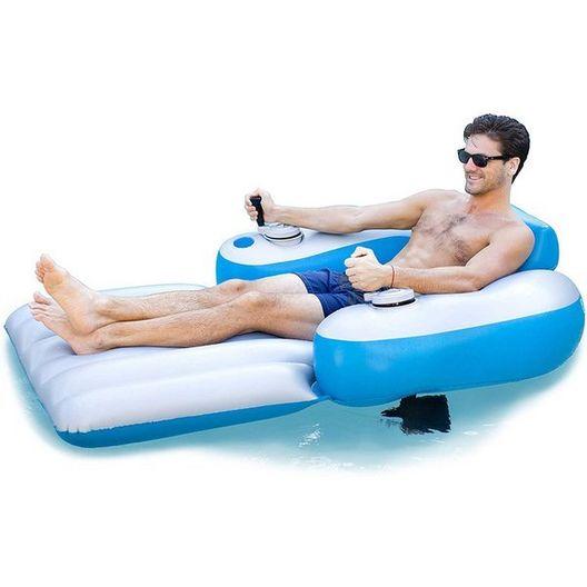 Pool Candy - Splash Runner Motorized Lounger - 78855