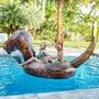 Gigantic T-Rex Inflatable Pool Float