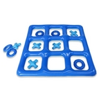 Pool Candy - PC3201BL-F Inflatable Tic Tac Toe Floating Game - 78869