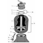 Sta-Rite Cristal-Flo T-BP-1 Filter