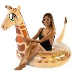 Pool Candy - Glitter Giraffe Jumbo Pool Tube - 78911