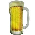 PC1540BM Beer Mug Real Print Raft