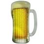 PC1540BM Beer Mug Real Print Raft