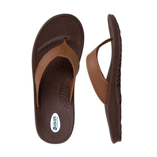 Okabashi  Flip Flops Mariner Brown/Toffee Men's XL