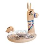 "PCL1801-LAM Jumbo 48"" Glitter Llama Inflatable Tube"