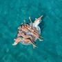 Gigantic Glitter Unicorn Float Raft