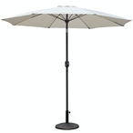 Westbay - 9 ft. Market Umbrella - Beige - 79613