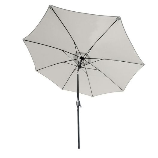 Westbay  9 ft Market Umbrella  Beige