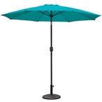 Westbay - 9 ft. Market Umbrella - Teal - 79614