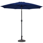 Westbay - 9 ft. Market Umbrella - Navy - 79615