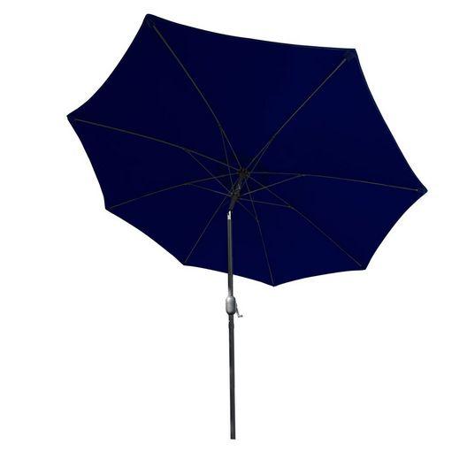 Westbay  9 ft Market Umbrella  Navy