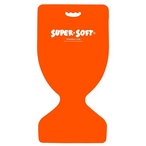 Texas Recreation - Super Soft Deluxe Saddle - Sunset Orange - 79657