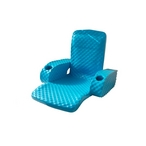 Texas Recreation  Baja Folding Chair  Marina Blue