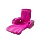 Texas Recreation - Baja Folding Lounge - Flamingo Pink - 79668