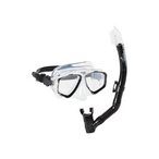 Speedo - Adult Adventure Mask and Snorkel Set - Black - 79838