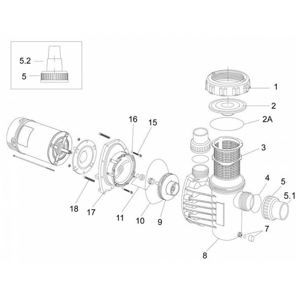 Speck E91 Pump image