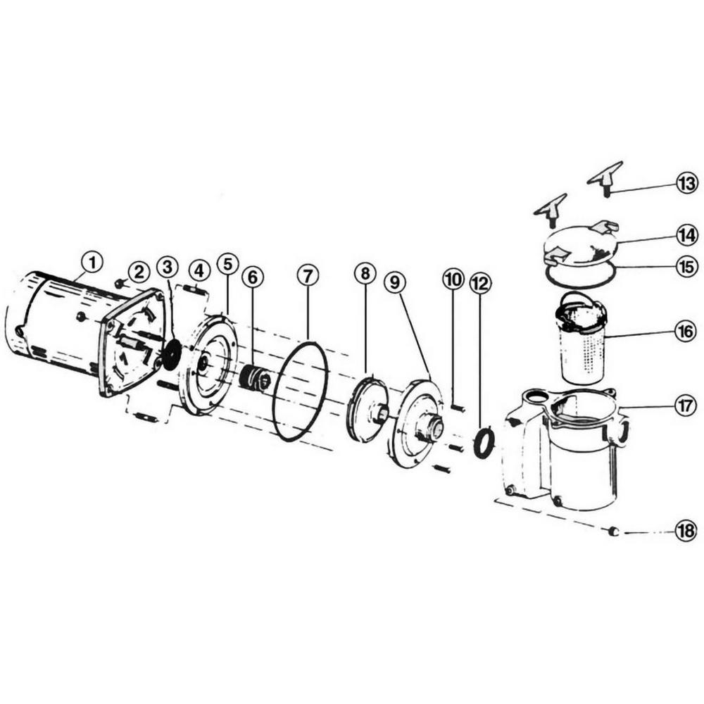Anthony Centrifugal Pump Pump image