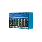 Pool Pilot Professional with Six Power Supplies and Six Commander Cell Manifolds