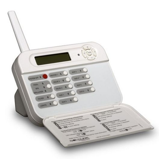 Hayward  Pro Logic and Aqua Plus Wireless Table Top Display/Keypad White for use with PS-8 System