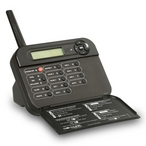 Pro Logic and Aqua Plus Wireless Table Top Display/Keypad Black, for use with PS-8 System