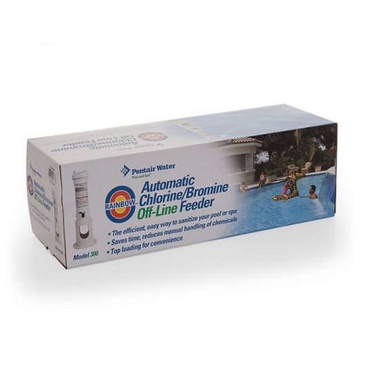 Pentair - Automatic Off-Line Chlorine/Bromine Feeder R171016 - 81307
