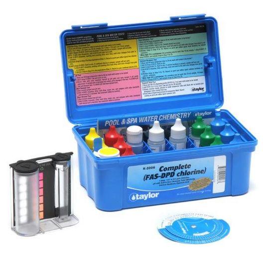 Taylor K 2006 Complete Pool Water Test Kit