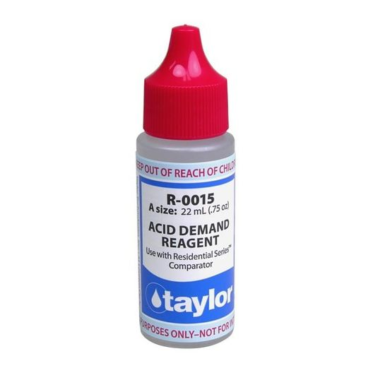 Taylor Technologies  Acid Demand Reagent .75 oz.
