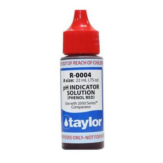 pH Indicator Solution #4, .75 oz.