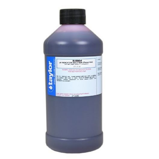 pH Indicator #4 / 16 oz. / R-0004-E
