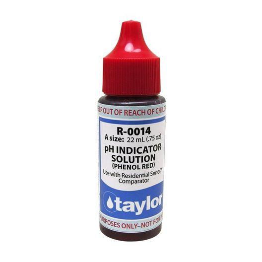 pH Indicator Solution #14, .75 oz.