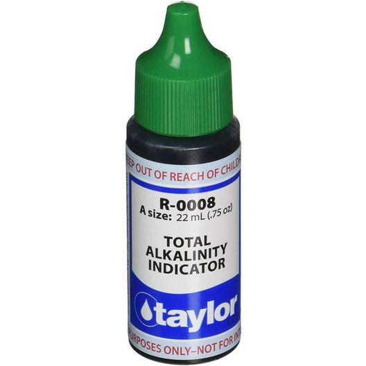 Taylor Technologies  Total Alkalinity Indicator #8 .75 oz.