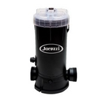 Off-Line Automatic Pool Chemical Releaser