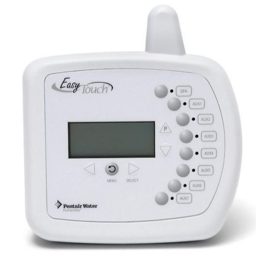 Pentair  EasyTouch Wireless Remote Control for 8 Circuit System