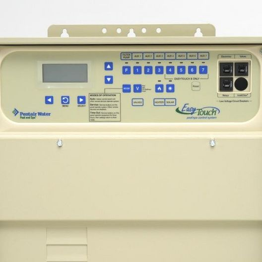 EasyTouch 8 System 520540, Pool & Spa Shared System