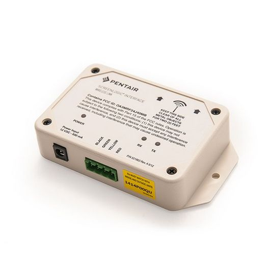 Pentair - EC-522104 - Interface for Mobile Devices - Limited Warranty - 387195