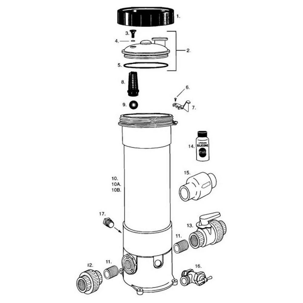 Pentair High Capacity Auto Feeders: Models HC-3315, HC-3330, HC-3340 image