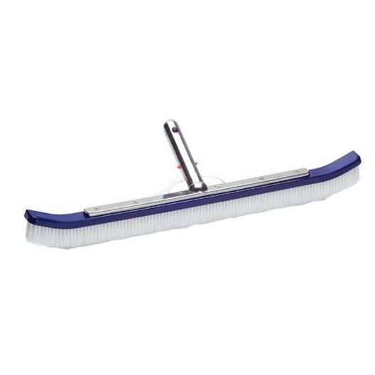 18 Inch Polypropylene Bristle Deluxe Wall Brush