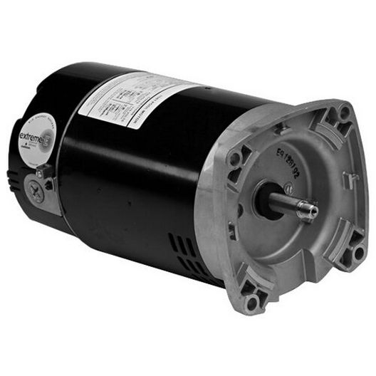 Emerson EB844 Single Speed 3HP Up-Rated 56Y Pool and Spa Motor